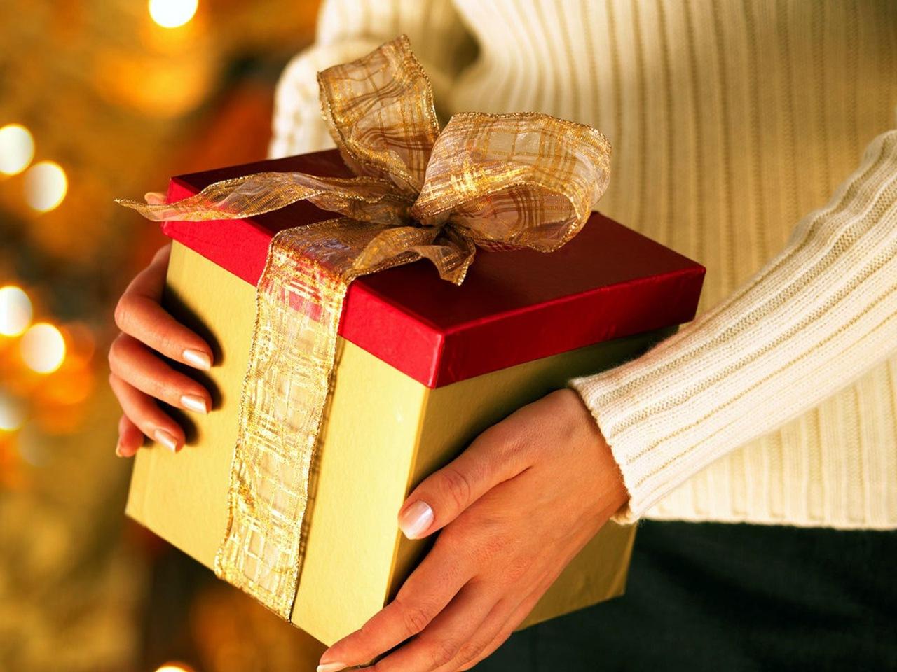 Що подарувати на новий 2012 рік?