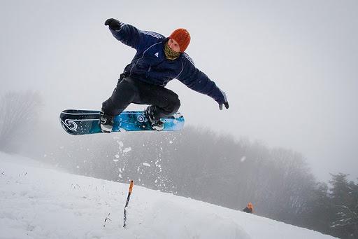 23 грудня - Всесвітній день сноуборду