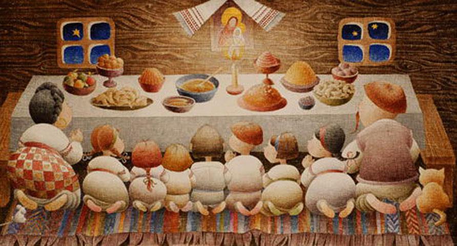 12 страв до Різдва для Святого вечера